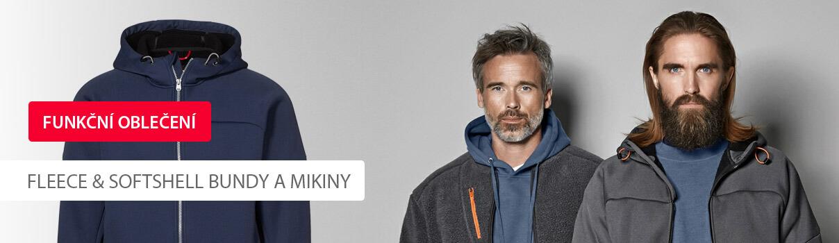 Reklamní textil ID - bundy a mikiny