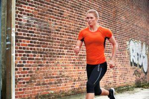 ID 0585 dámské běžecké tričko
