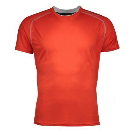 Pánské tričko s krátkým rukávem Urban, ID G21066, oranžová 1