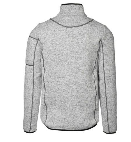 Pánský svetr GAME, ID 0852, šedá melange 3