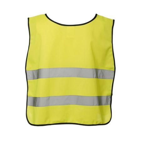 Reflexní vesta EN 1150, ID 1902, Fluorescenční žlutá 2