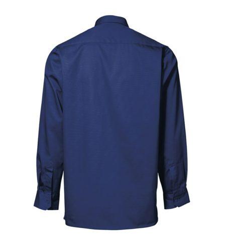 Bavlněná košile s dlouhým rukávem Worker, ID 0200, navy 3