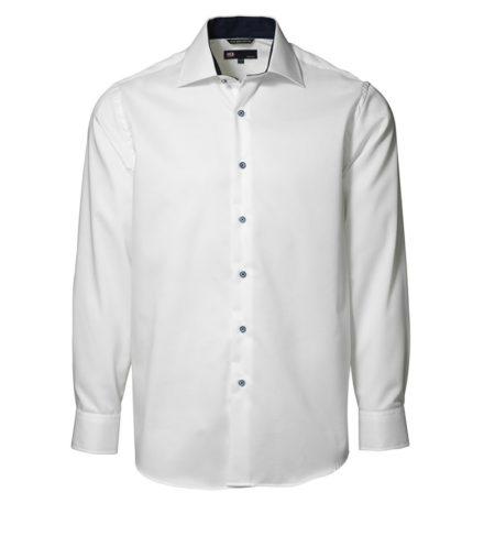 Contrast Košile s dlouhým rukávem, ID 0258, bílá 1