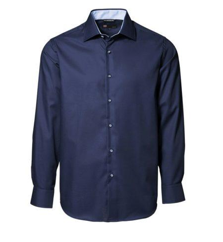 Contrast Košile s dlouhým rukávem, ID 0258, navy 1