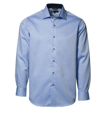 Contrast Košile s dlouhým rukávem, ID 0258, světle modrá 1