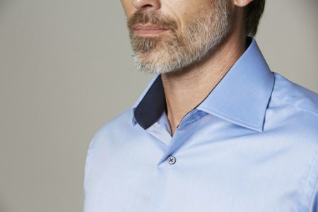 Contrast Košile s dlouhým rukávem, ID 0258, světle modrá 14