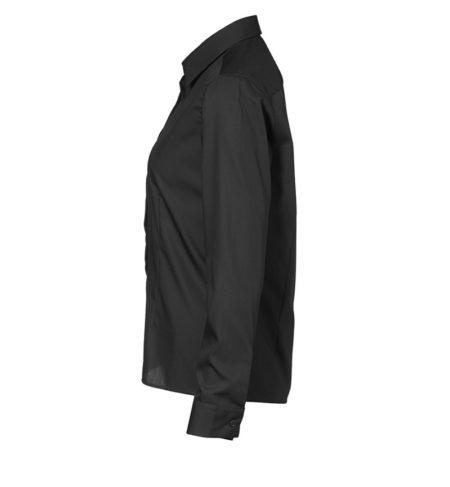 Dámská košile EASY IRON, ID 0257 černá 2