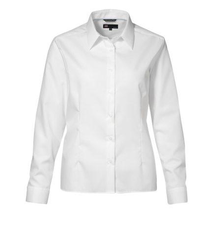 Dámská košile EASY IRON, ID 0257, bílá 1