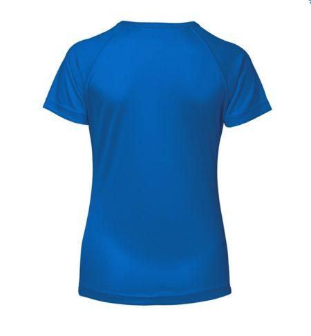 Dámské tričko GAME Active, ID 0571, azurová 3