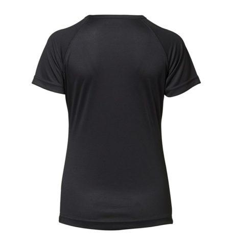 Dámské tričko GAME Active, ID 0571, černá 3