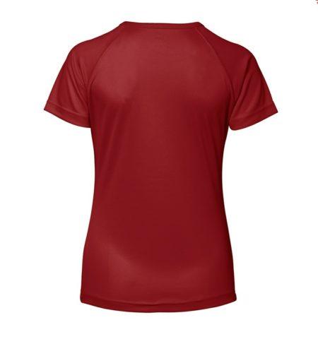 Dámské tričko GAME Active, ID 0571, červená 3