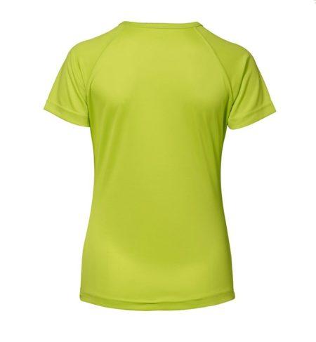 Dámské tričko GAME Active, ID 0571, limetková 3