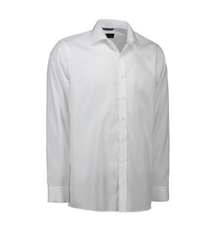 Easy Iron košile s dlouhým rukávem ID 0262 bílá 1