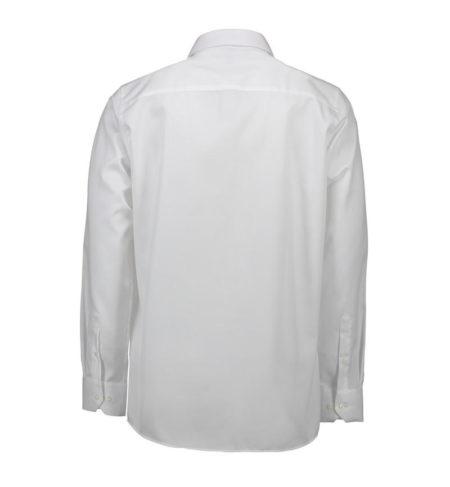 Easy Iron košile s dlouhým rukávem ID 0262 bílá 3