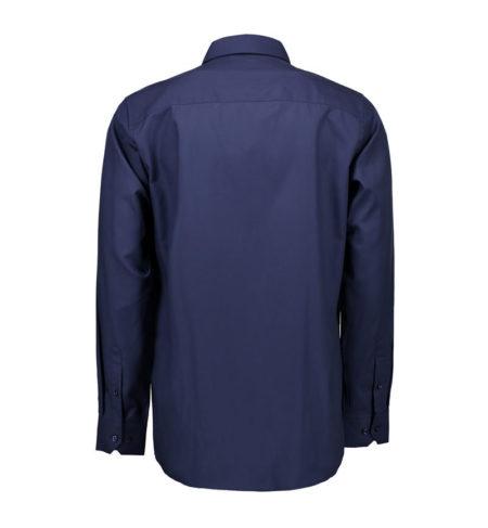 Easy Iron košile s dlouhým rukávem ID 0262 navy 3