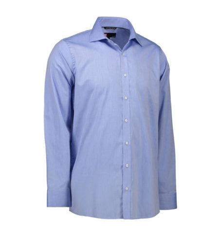 Easy Iron košile s dlouhým rukávem ID 0262 světle modrá 1