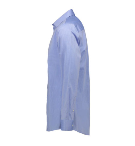Easy Iron košile s dlouhým rukávem ID 0262 světle modrá 2