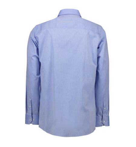 Easy Iron košile s dlouhým rukávem ID 0262 světle modrá 3