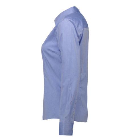 Easy Iron košile s dlouhým rukáve ID 0264 světle modrá 2