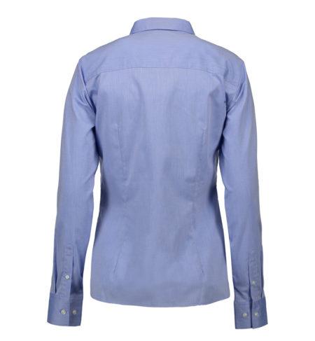 Easy Iron košile s dlouhým rukáve ID 0264 světle modrá 3