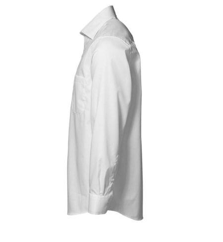 Exclusive poplin Košile s dlouhým rukávem, ID 0256, bílá 2