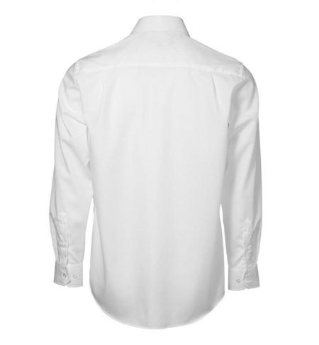 Exclusive poplin Košile s dlouhým rukávem, ID 0256, bílá 3
