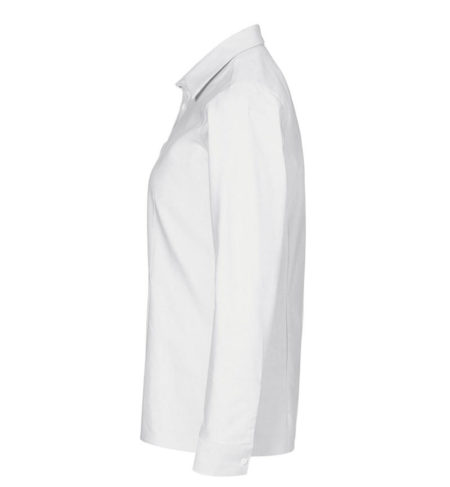 Oxford damská košile s dlouhým rukávem, ID 0271, bílá 2