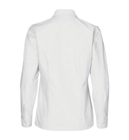 Oxford damská košile s dlouhým rukávem, ID 0271, bílá 3