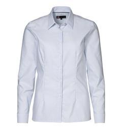 Oxford damská košile s dlouhým rukávem, ID 0271, cadet 1