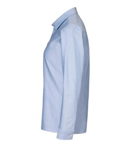 Oxford damská košile s dlouhým rukávem, ID 0271, světle modrá 2