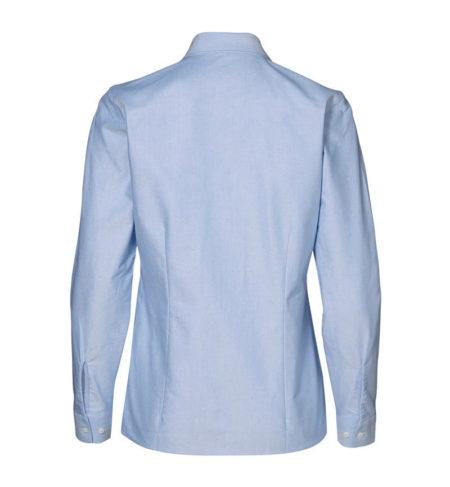 Oxford damská košile s dlouhým rukávem, ID 0271, světle modrá 3