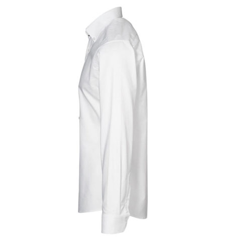 Oxford košile s dlouhým rukávem, ID 0270, bílá 2
