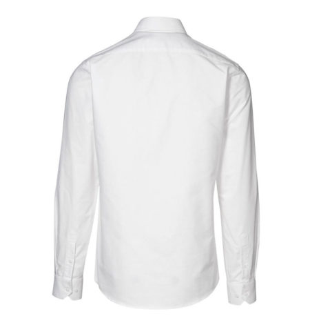 Oxford košile s dlouhým rukávem, ID 0270, bílá 3