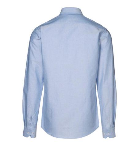 Oxford košile s dlouhým rukávem, ID 0270, světle modrá 3