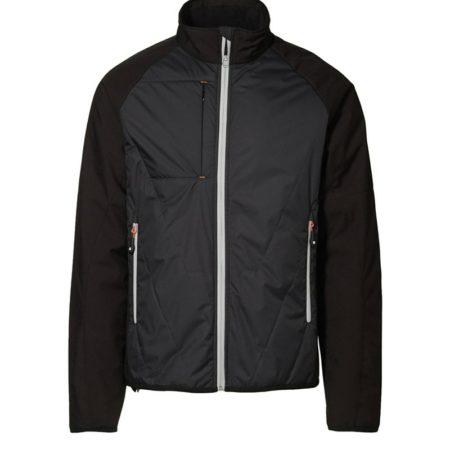 Pánská bunda COMBI, ID 0770, černá 1