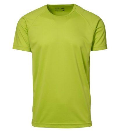 Pánské tričko GAME Active, ID 0570, limetková 1