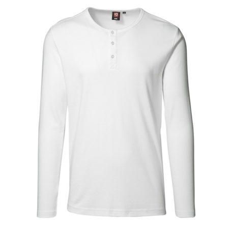 Tričko s dlouhým rukávem RIB, ID 0504, bílá 1