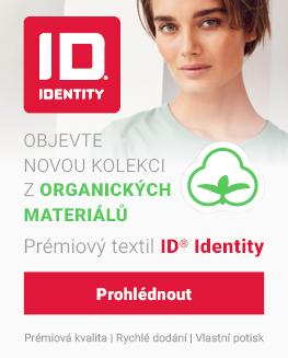 reklamní textil z oragnických materiálů - nová kolekce ID textil